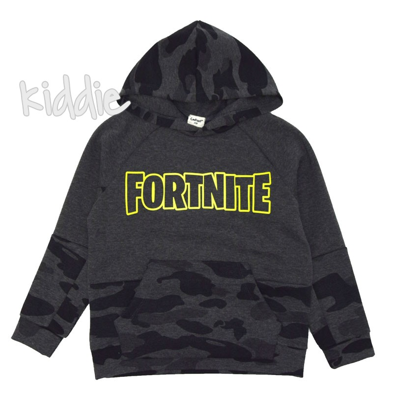 Bluza baieti Fortnite Contrast