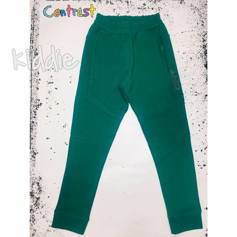 Pantaloni sport Contrast pentru baieti