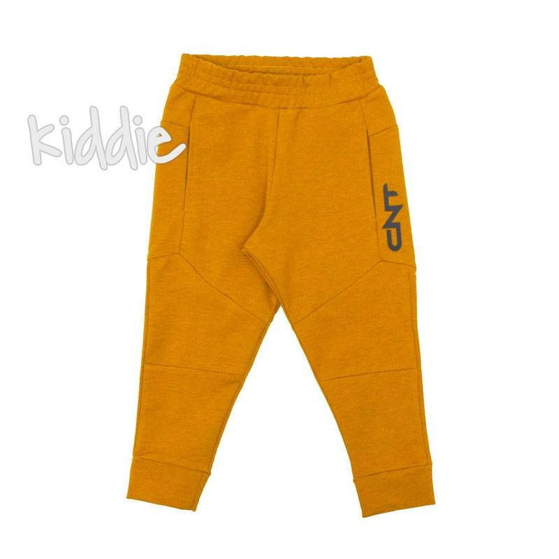 Pantaloni sport de copii Contrast