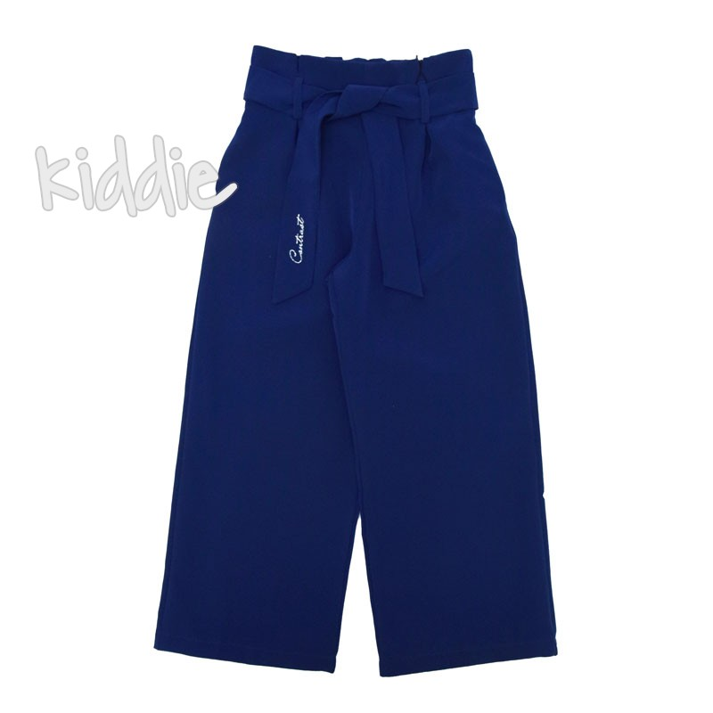 Pantaloni Contrast fete