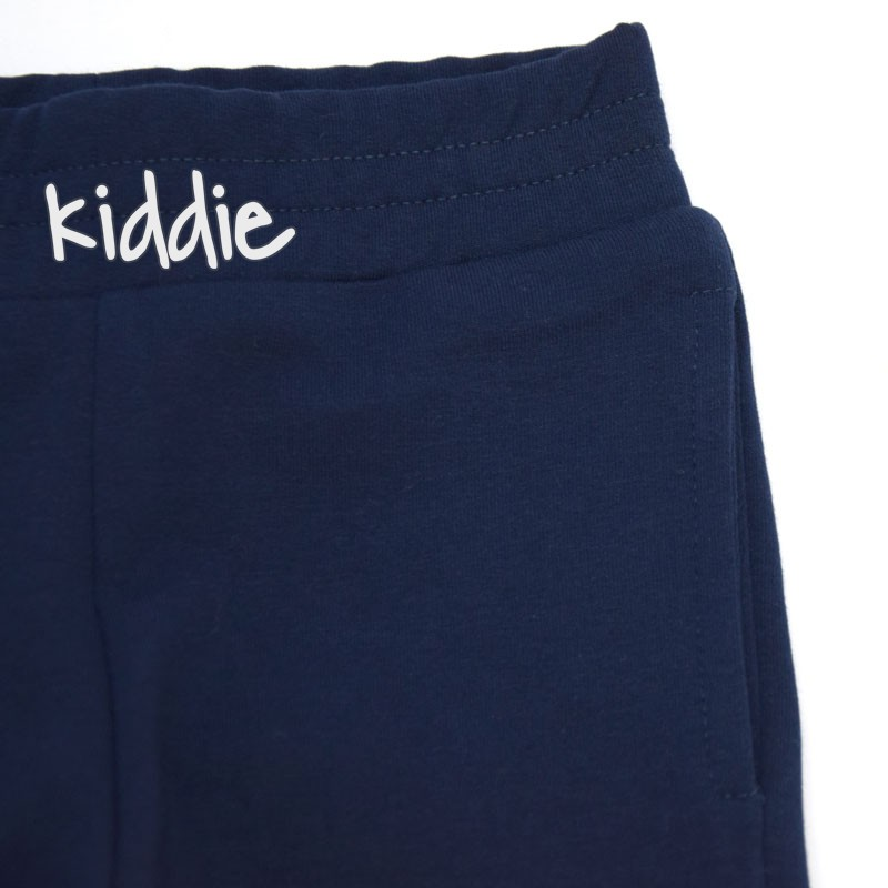 Hanorac si pantaloni bebe Contrast