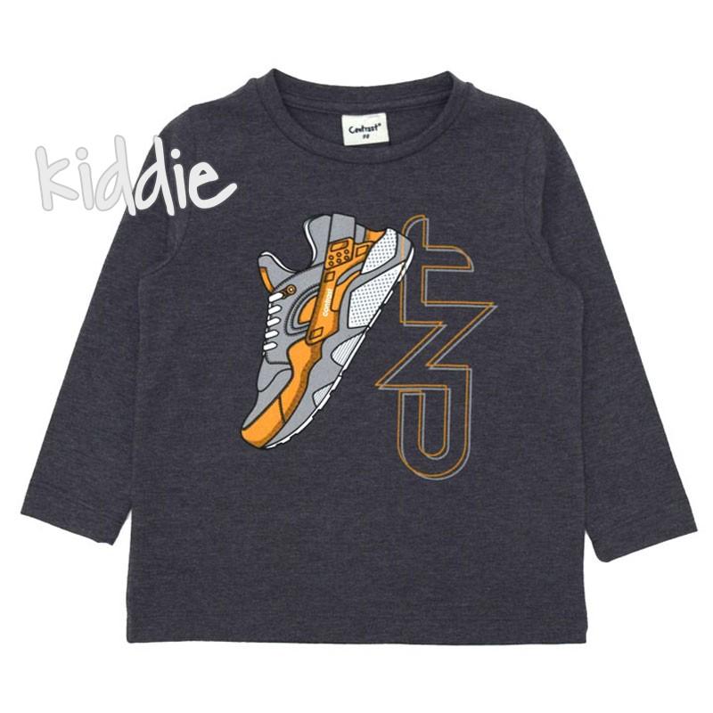 Bluza pentru copii Contrast