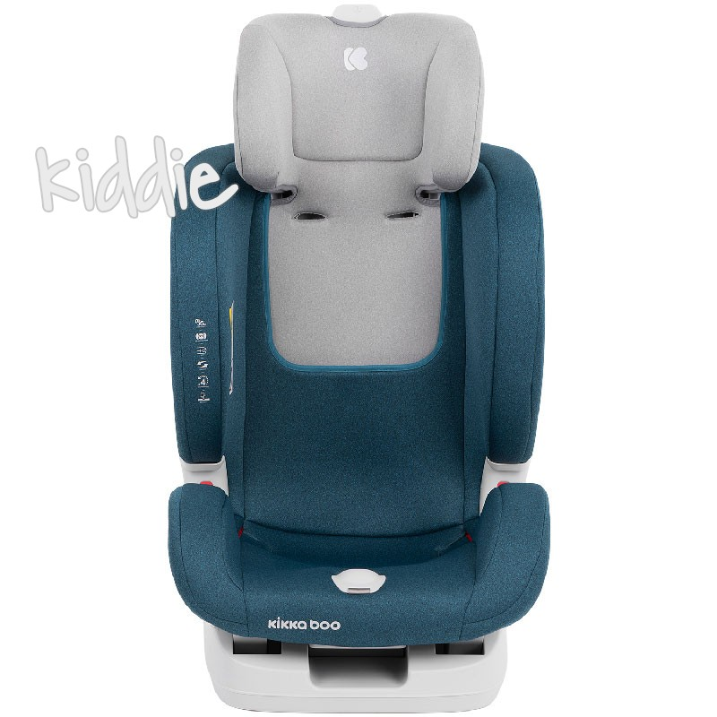 Scaun auto  0-1-2-3 0-36 kg Kikka Boo 4in1 Green 2020