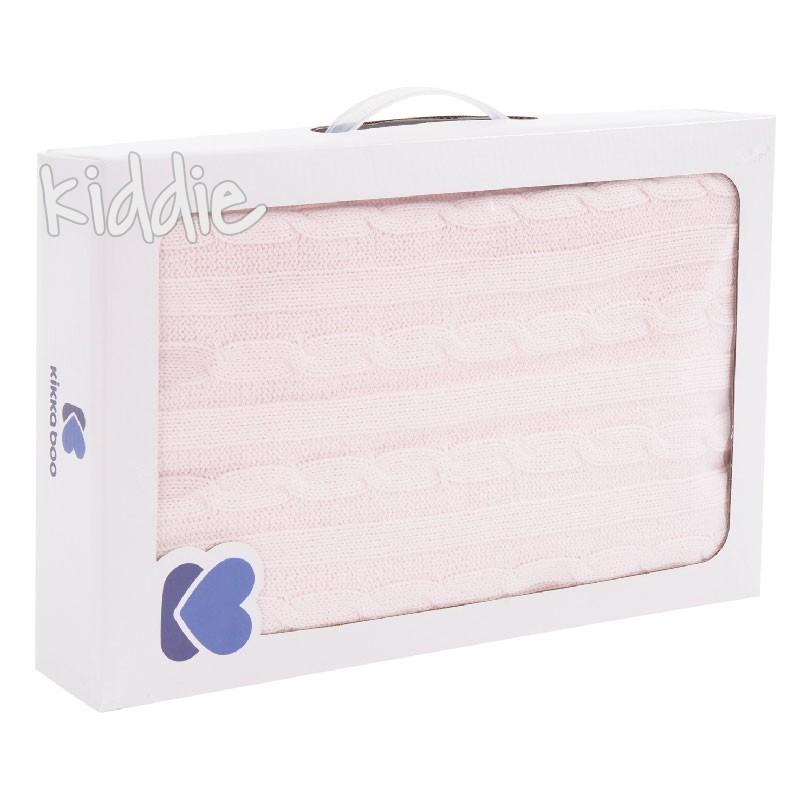 Kikka Boo paturica Light Pink Kikkaboo