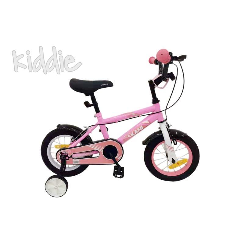 Bicicleta copii 14 Windy Pink Kikka boo Makani