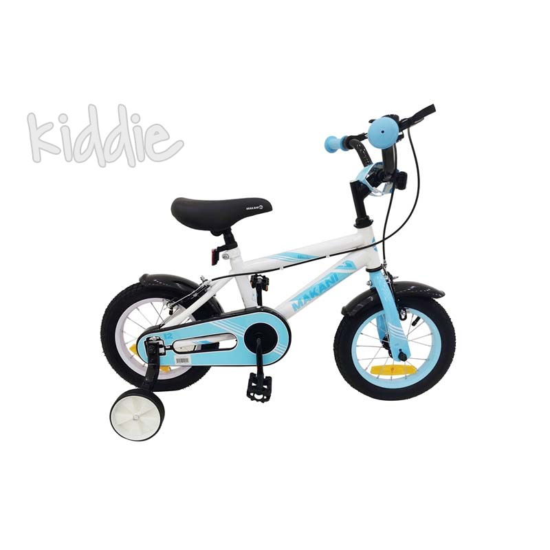 Bicicleta copii 14 Windy White Kikka boo Makani
