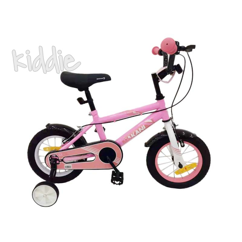 Bicicleta copii 16 Windy Pink Kikka boo Makani