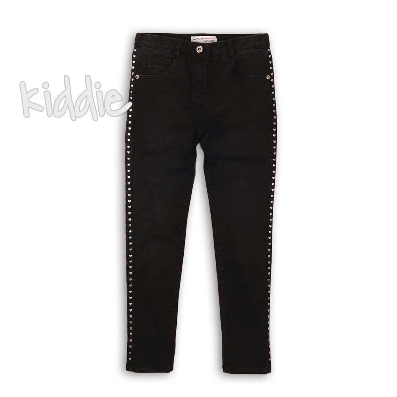 Pantaloni cu capse Minoti fete