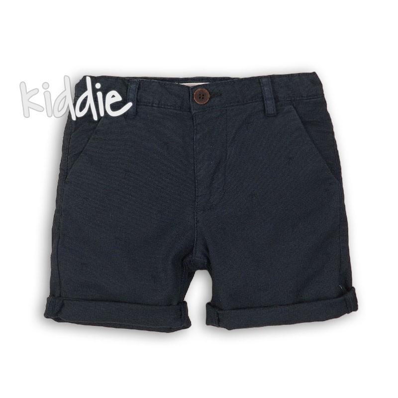 Pantaloni scurti chino Minoti pentru baiat