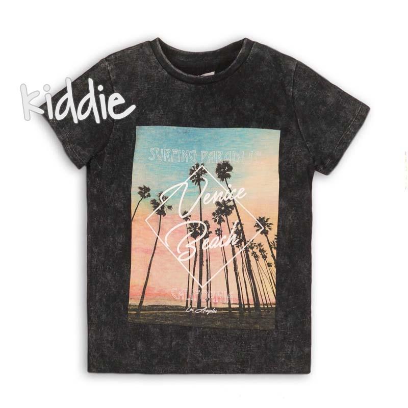 Tricou pentru baiat Minoti Surfing paradise