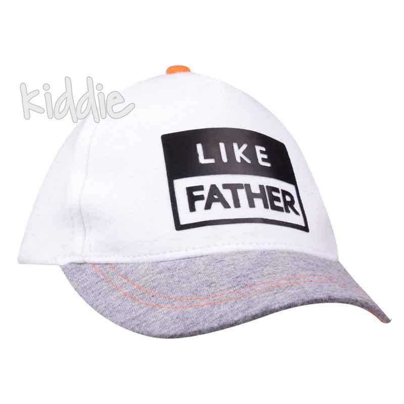 Sapca Like Father, EAC pentru copii