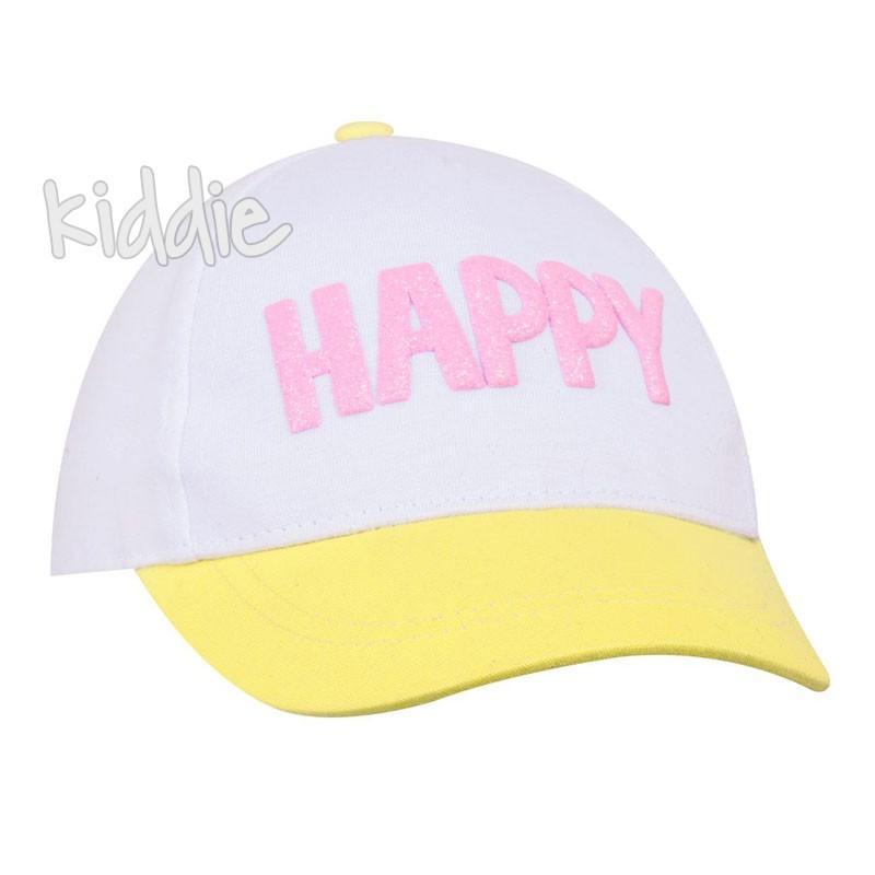 Sapca fete Happy EAC