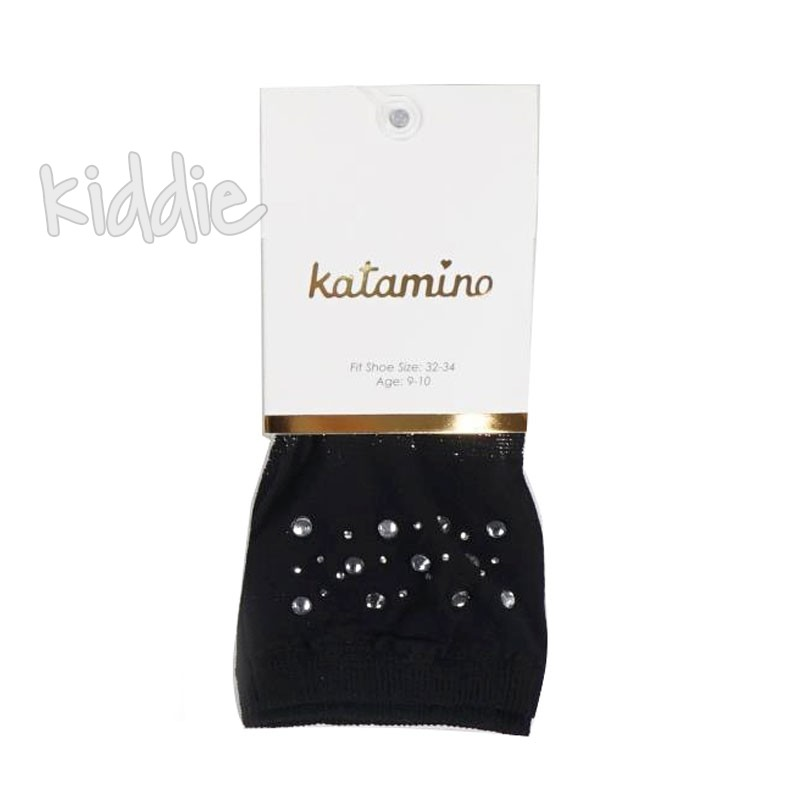 Sosete cu pietricele decorative Katamino