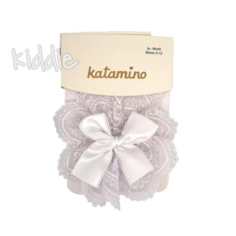 Dres lung din bumbac Katamino bebe