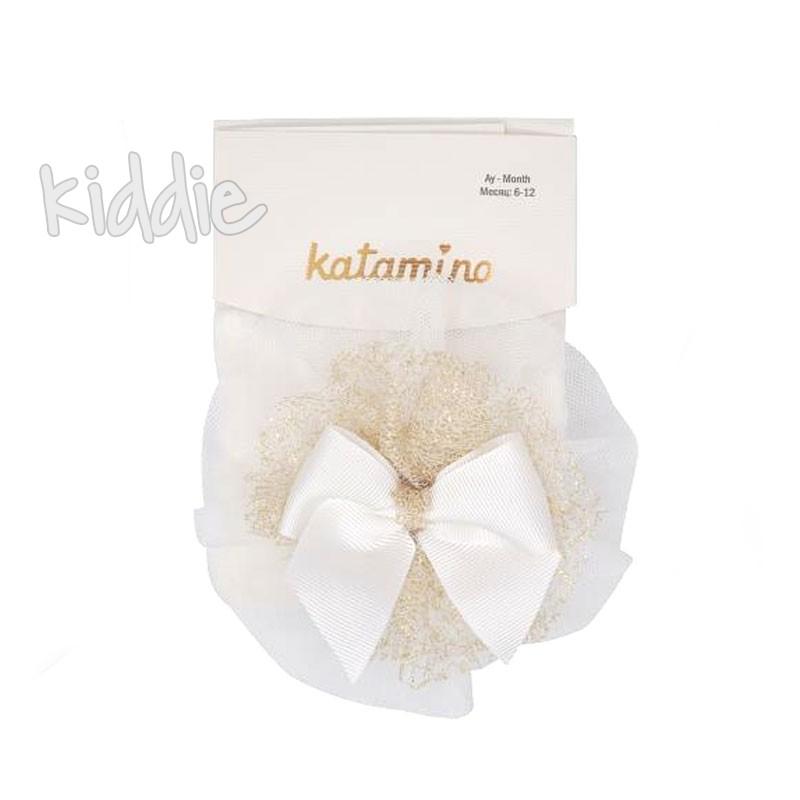 Dres din bumbac Katamino bebe
