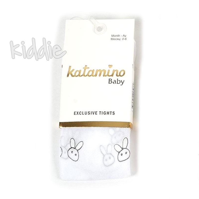 Dres lung Katamino cu iepurasi