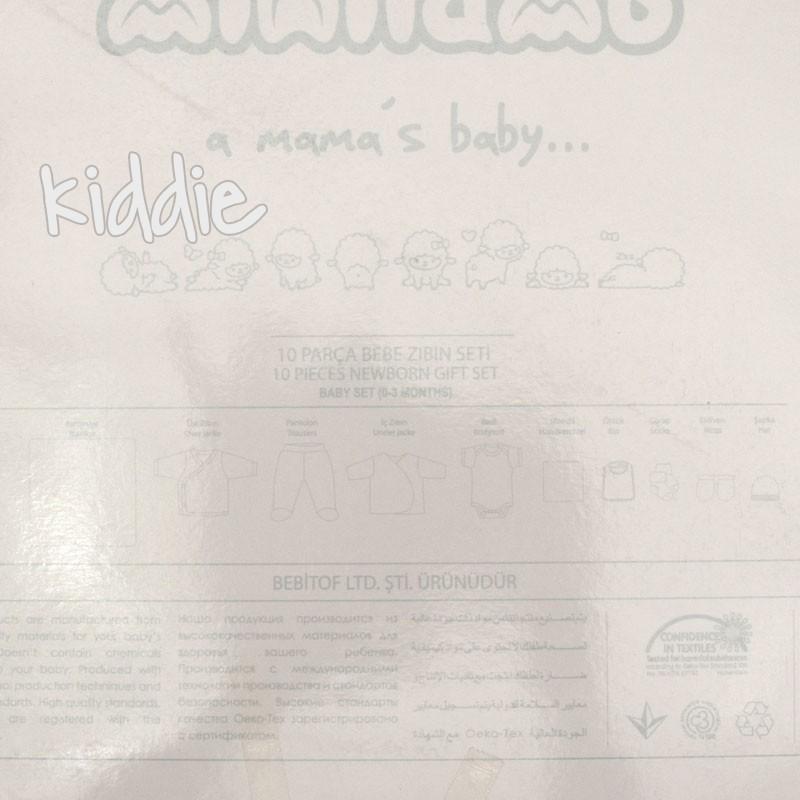 Set bebelusi 10 piese Miniland