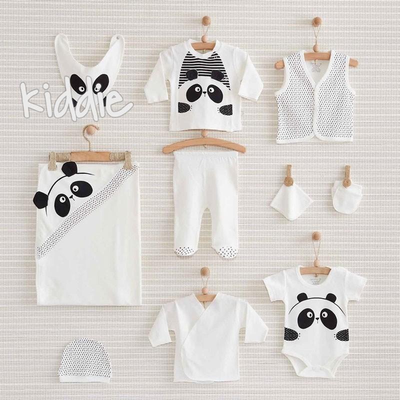 Set externare bebe Bebbek panda