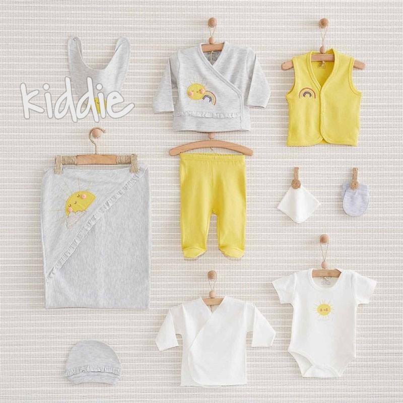 Set 10 piese externare bebe Nenny baby
