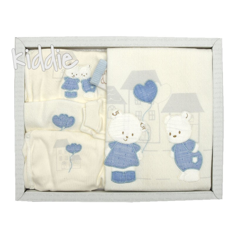 Set externare bebelusi 10 piese Ursulet
