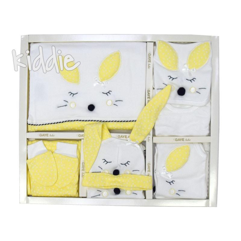 Set externare bebe  Gaye Rabbit 10 piese