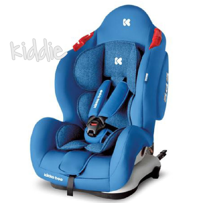 Kikka Boo scaun auto 9-36 kg Senior  Light blue Isofix