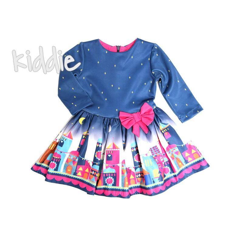 Rochie cu print frumos
